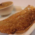 Karacha Maavu Dosai / Mixed flour dosa