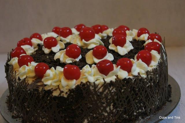 Super Moist Black Forest Cake Recipe