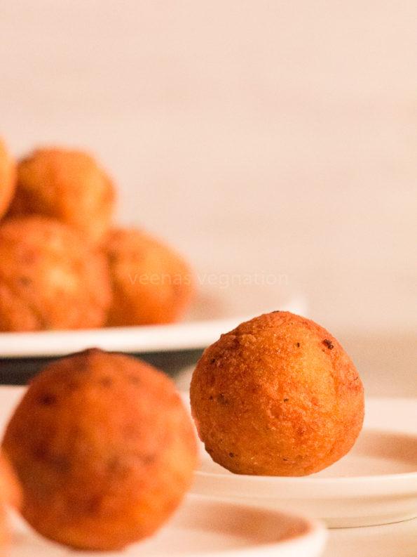 paneer potato balls