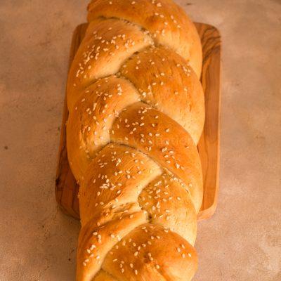 eggless jewish challah
