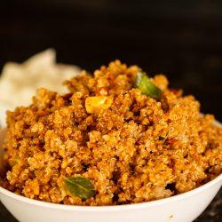 quinoa puliyogare