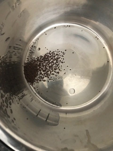 Tempring for beans poriyal