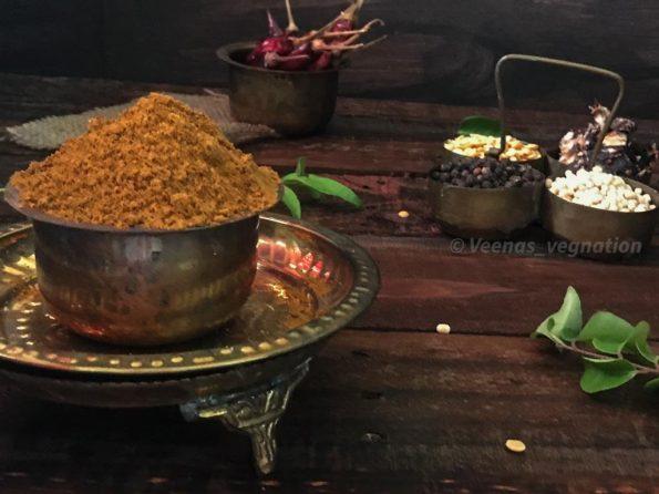 Iyengar milagu kuzhambu instant mix